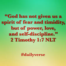 Image result for 2 timothy 1:7