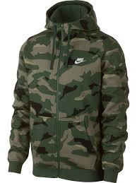 <b>Толстовка M</b> NSW CLUB CAMO HOODIE FZ <b>BB</b> Nike 6830945 в ...