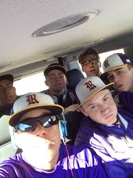 rhs baseball on it s game day the eagles baseball team rhs baseball on it s game day the eagles baseball team hits the road for the jerry durant classic in weatherford tx believeinwe