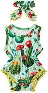 Amazon.com: BFUSTYLE <b>Newborn</b> Toddler <b>Baby</b> Girl Floral ...