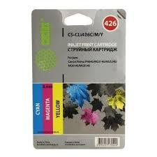 Стоит ли покупать Набор <b>картриджей cactus CS</b>-<b>CLI426</b> C/<b>M</b>/<b>Y</b> ...