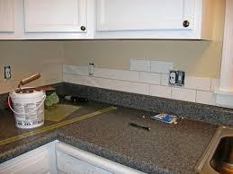 Diy Tile Kitchen Countertops Backsplash Tile Ideas For Kitchen Backsplash Medium Size Amusing