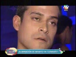 """peru.com Entretenimiento TV """"Combate"""": Christian Domínguez llora por partida de su amada Vania Bludau (VIDEO) - christian-dominguez"""
