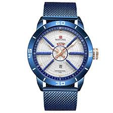 <b>Buy Naviforce</b> Formal Anaogue Stainless Steel <b>Watch</b> with Date and ...