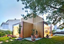 arquitecturia built this darling girona artist studio in a mere 3 weeks artist studio josep camps olga felip inhabitat green design innovation artists studio lighting