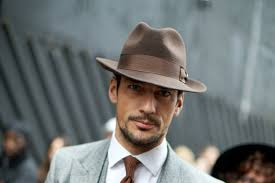 Guide to Wearing <b>Men's Hats</b> With Suits   <b>Man</b> of Many