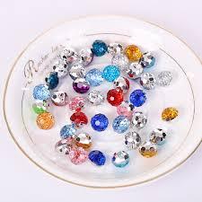 <b>HL</b> 40pcs Mix <b>Color</b> Round Acrylic Buttons Apparel Sewing Supplies ...