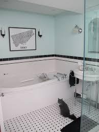 art deco style bathroom lighting  images about bathroom on pinterest art deco style black and white til