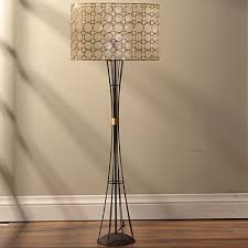 cheap n chic capiz drum chandelier capiz floor lamp cheap floor lighting