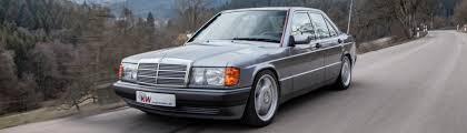 KW Classic suspension <b>for Mercedes</b>-<b>Benz</b> 190 (<b>W201</b>) | KW ...
