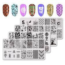 <b>BeautyBigBang 6CM</b>*<b>6CM</b> Nail <b>Stamping Plates</b> Nail Stamping ...