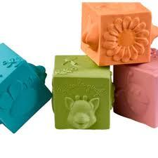 <b>Vulli Игрушка развивающая</b> - кубики