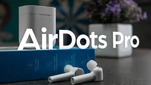 Обзор <b>AirDots Pro</b> от <b>Xiaomi</b> - Замена AirPods? - YouTube