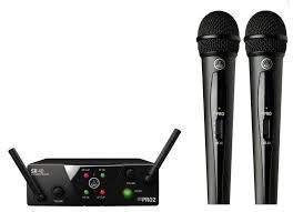 Купить <b>Радиосистема AKG WMS40</b> Mini2 Vocal Set BD US25B/D ...