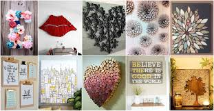 decorating ideas wall art decor:  diy wall decor solutions for your home