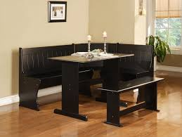 chelsea nook dining table bench set kitchen stunning comely breakfast breakfast furniture sets
