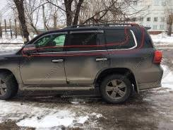 <b>Молдинг стекла</b> Тойота Ленд Крузер купить в Хабаровске! Цены ...