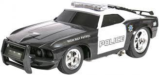 Радиоуправляемая машина He <b>Tai</b> Toys Полиция 1:16 - 70599BP