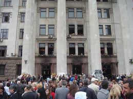 Противостояние в Одессе (2013—2014) — Википедия
