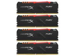 Купить <b>модуль памяти Kingston HyperX</b> FURY RGB ...