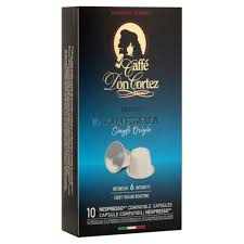<b>Капсулы DON CORTEZ</b> N Guatemala – купить в Юлмарт Сливы