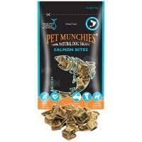 Pet Munchies <b>Salmon Bites Dog</b> Treats 90g - From £2.35