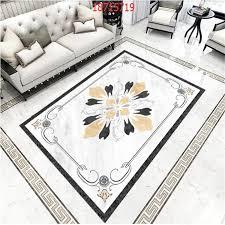 <b>beibehang Custom size</b> European marble mosaic tile retro water ...