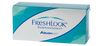 <b>Контактные линзы Alcon</b>/CibaVision <b>FreshLook</b> Dimensions 2 ...