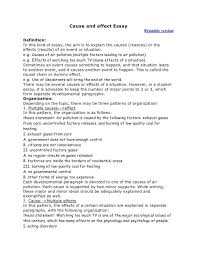 ideas about cause and effect essay on pinterest   transition    cause and effect essay more