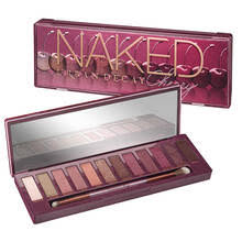 <b>Naked Cherry</b> Eyeshadow Palette | <b>Urban Decay</b> Cosmetics
