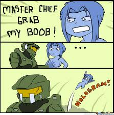 Master Chief Memes. Best Collection of Funny Master Chief Pictures via Relatably.com