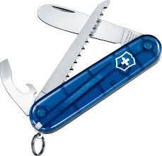 Купить <b>нож перочинный Victorinox My</b> First Victorinox 0.2373.T2 ...