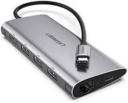 <b>UGREEN USB C</b> Hub, 8-in-1 USB <b>Type C</b> to HDMI Multi Adapter ...