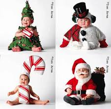 Image result for awkward family christmas cards with babies