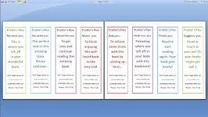 how to print a two sided document using microsoft word or 1 double sided bookmarks
