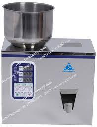 Granule Particle Powder <b>Quantitative</b> Dosing Weighing and Filling ...