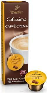 Cafissimo <b>Caffe Crema</b> Mild кофе в капсулах, 10 шт — купить в ...