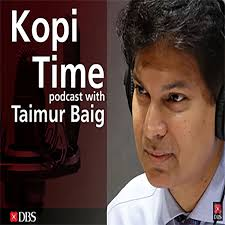 Kopi Time podcast with Taimur Baig