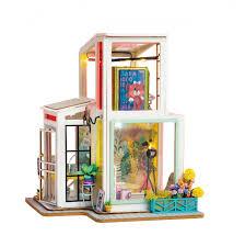 Интерьерный <b>конструктор DIY House</b> Time Studio - TD01W ...