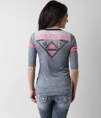 Affliction American Customs High <b>Beams</b> T-Shirt - Women's T-Shirts ...