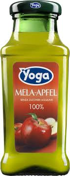 <b>Yoga Сок яблочный</b> восстановленный фруктовый, <b>0</b>,<b>2</b> л — купить ...