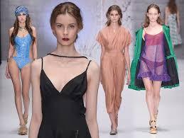 Style Notes: «модный уикенд» от Mercedes-Benz Fashion Week ...