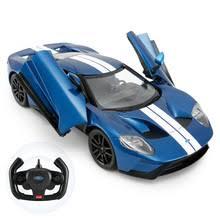 Радиоуправляемый автомобиль <b>Rastar</b> Ford GT ...