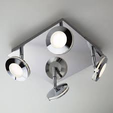 Потолочный светильник Eurosvet 20002/4 хром — купить в ...