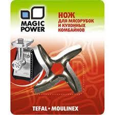 Комплектующие для мясорубок <b>MAGIC POWER MP 605 Нож</b> для ...