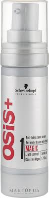 <b>Schwarzkopf</b> Professional Osis+ Magic Anti-Frizz Shine <b>Serum</b> ...
