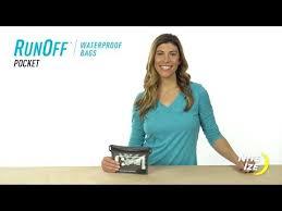 <b>Водонепроницаемая сумка Nite Ize</b> RunOff Waterproof Pocket