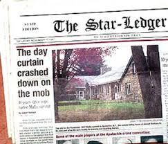 「Apalachin Meeting, newspaper」の画像検索結果