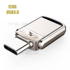 Shop <b>EAGET CU20</b> 2 in 1 USB 3.0+<b>Type</b>-<b>C</b> 3.1 OTG USB Flash ...