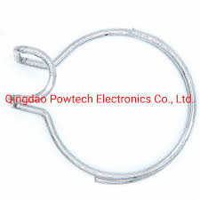 China <b>FTTH Accessories</b> Galvanized Steel Suspension Cable Ring ...